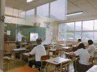 延岡学園高等学校にて進路ガイダンスを行いました